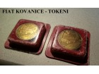 FIAT kovanice - tokeni ORLEN - TOP PONUDA