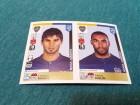 FIFA 365 2016 sličica broj 076 i 077
