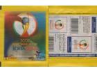 FIFA WC 2002 KOREA - JAPAN puna kesica