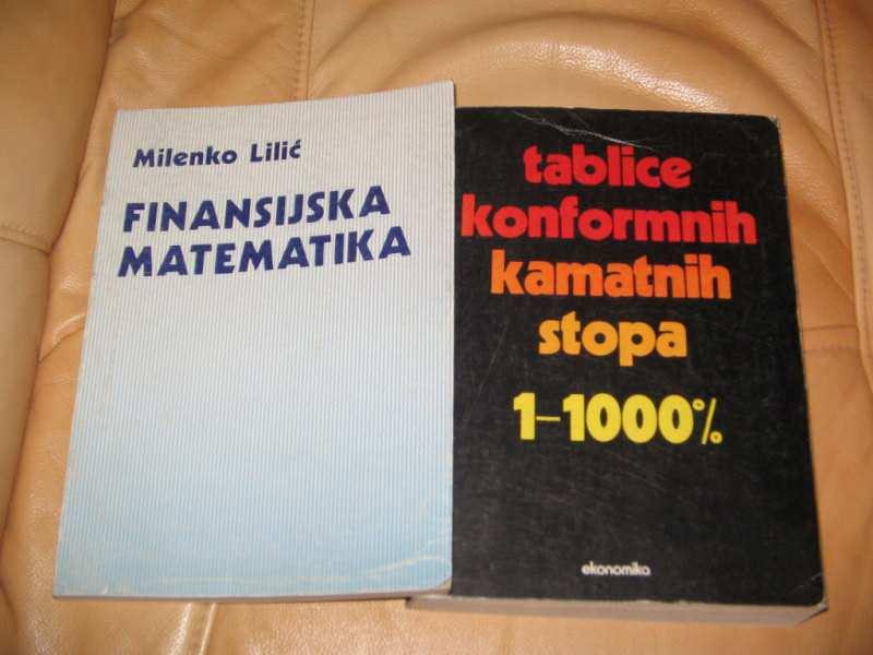 FINANSIJSKA MATEMATIKA i Tablice.za stud.ek.fakulteta
