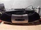 FIRST radio prijemnik sa kasetofonom
