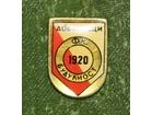FK BUDUĆNOST DOBANOVCI 1920.