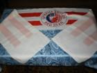 FK Crvena zvezda Beograd - zastava dimenzija 196x32 sm