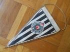 FK PARTIZAN, retro zastavica