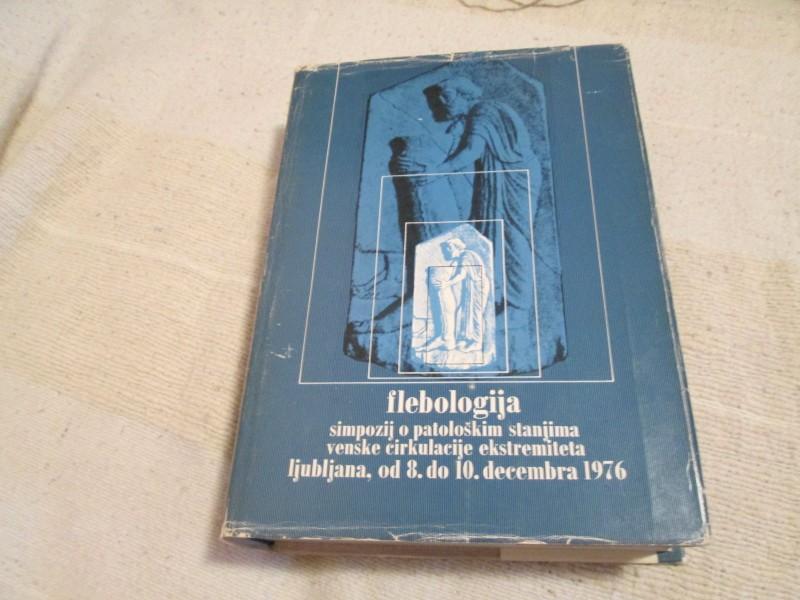 FLEBOLOGIJA SIMPOZIJ U LJUBLJANI 1976