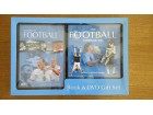FOOTBALL BOOK AND DVD