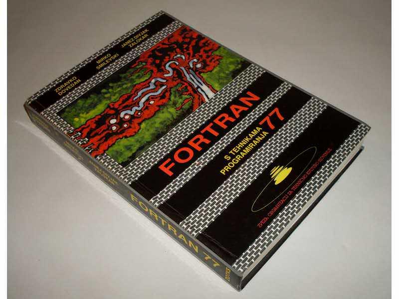 FORTRAN 77 sa tehnikama programiranja