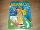 FRANCUSKA 98-SVA FUDBALSKA SVETSKA PRVENSTVA DO 98...