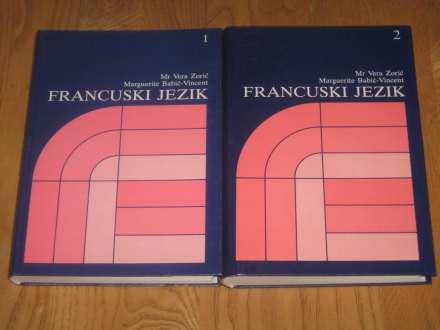 FRANCUSKI JEZIK 1-2 - ZORIĆ, BABIĆ-VINCENT