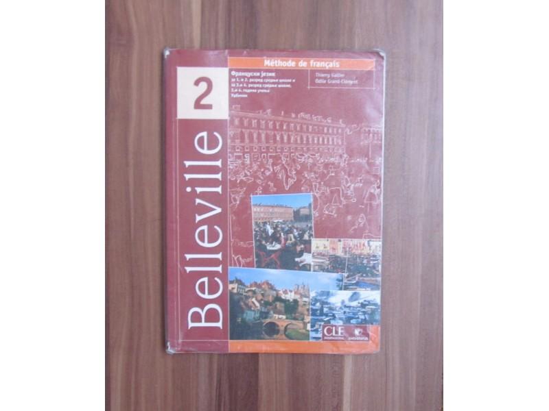FRANCUSKI JEZIK - Belleville 2