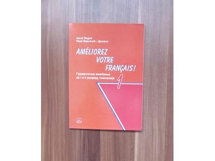 FRANCUSKI JEZIK - Gramatička vežbanja 1