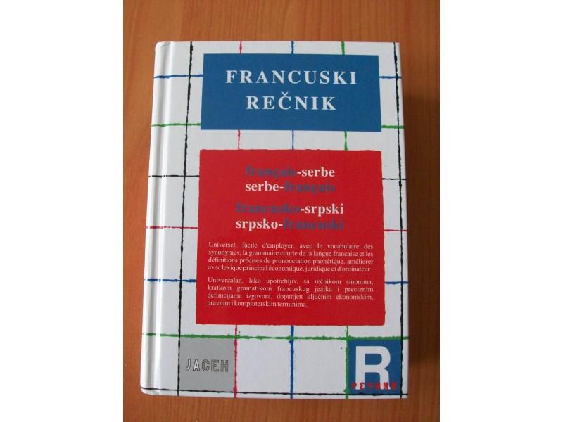 FRANCUSKI REČNIK   -NOVO-