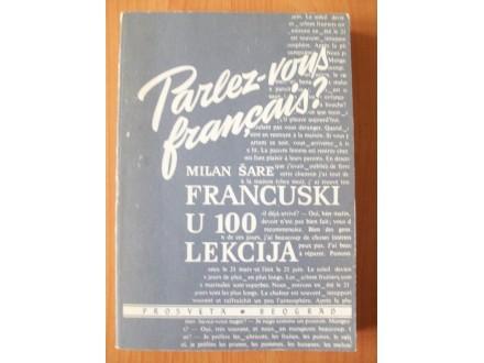 FRANCUSKI U 100 LEKCIJA,Milan Šare