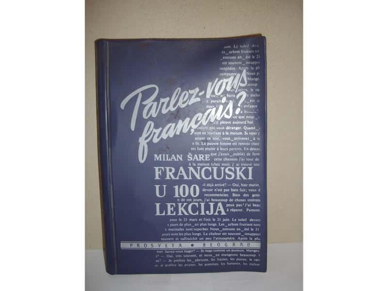 FRANCUSKI U 100 LEKCIJA - Milan Šare