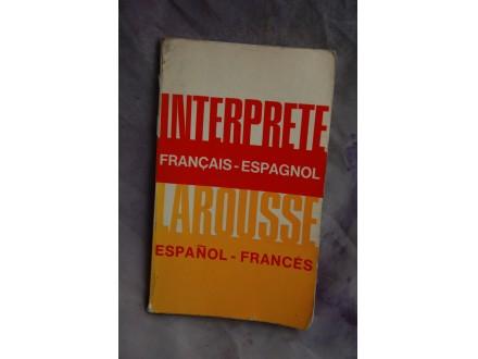 FRANCUSKO - SPANSKI