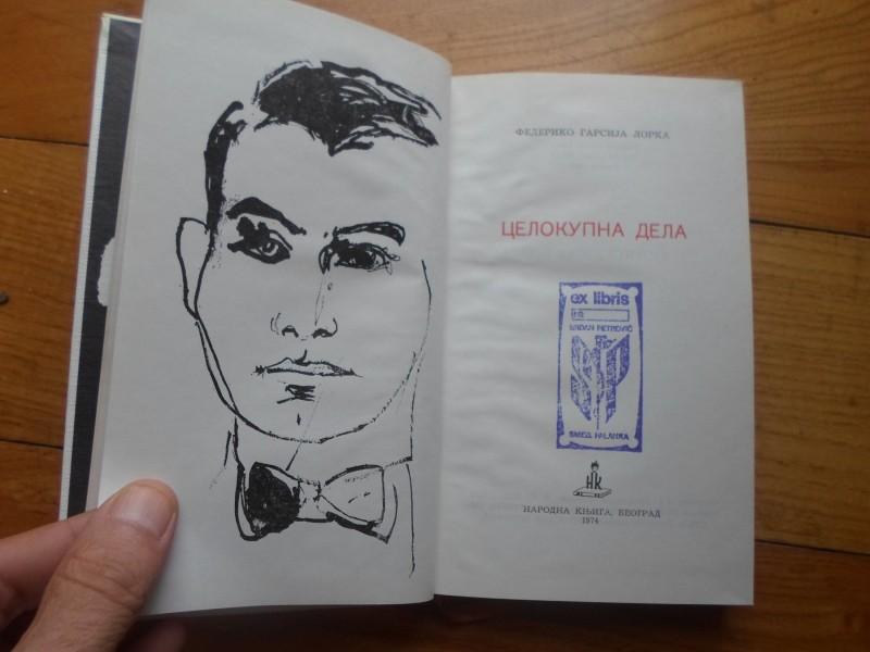 FREDERIKO GARSIJA LORKA - PRVA KNJIGA STIHOVA KNJIGA 1