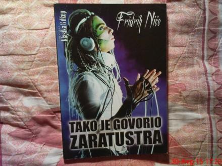 FRIDRIH  NICE  -   TAKO JE GOVORIO ZARTUSTRA