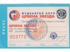 FUDBAL: CRVENA ZVEZDA - BORAC (Cacak) 25.10.2003 - POZ