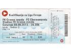 FUDBAL: CRVENA ZVEZDA - CHERNOMORETS  08.08.2013 - CELA