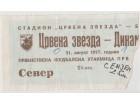 FUDBAL: CRVENA ZVEZDA - DINAMO (Zagreb) 31.08.1977