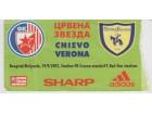 FUDBAL: CRVENA ZVEZDA - KIJEVO (Verona) 19.09.2002 - PO