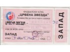 FUDBAL: CRVENA ZVEZDA - PARTIZAN 08.05.1996