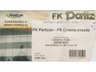 FUDBAL: PARTIZAN - CRVENA ZVEZDA 18.05.2013
