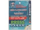 FUDBAL: SRBIJA I CRNA GORA - BUGARSKA 27.03.2003 - AKR.