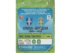 FUDBAL: SRBIJA - SVEDSKA 06.10.2006 - MLADI U21