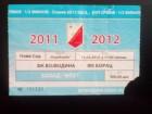 FUDBAL: VOJVODINA  - BORAC (Cacak) 11.04.2012