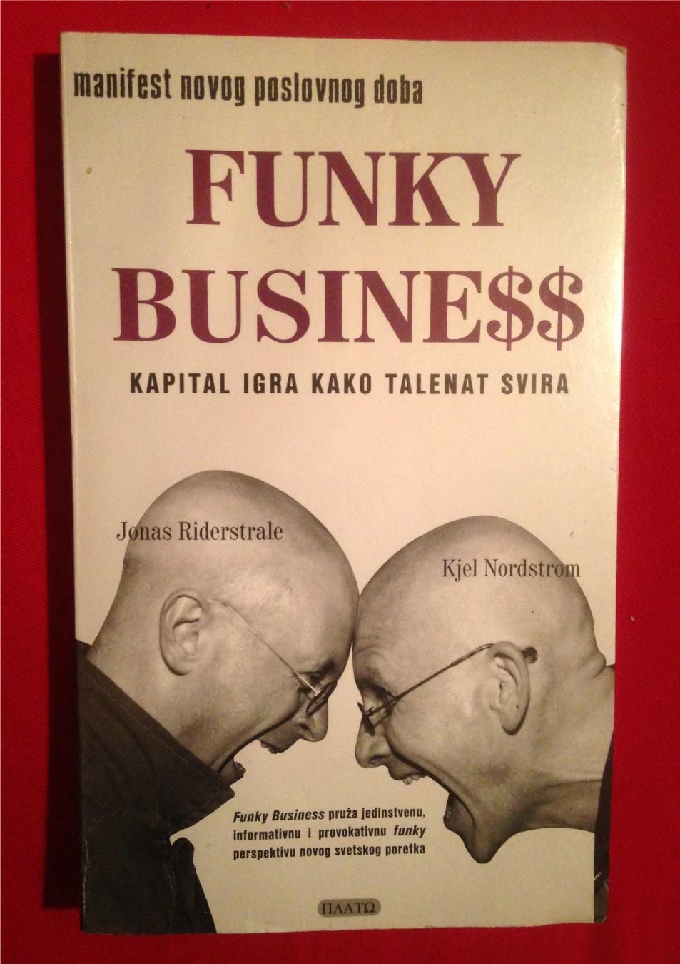 FUNKY BUSINESS KNJIGA EBOOK DOWNLOAD