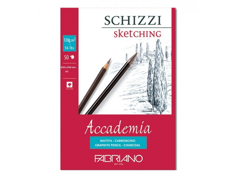 Fabriano sketching 120g 42x59.4/50L 41124259