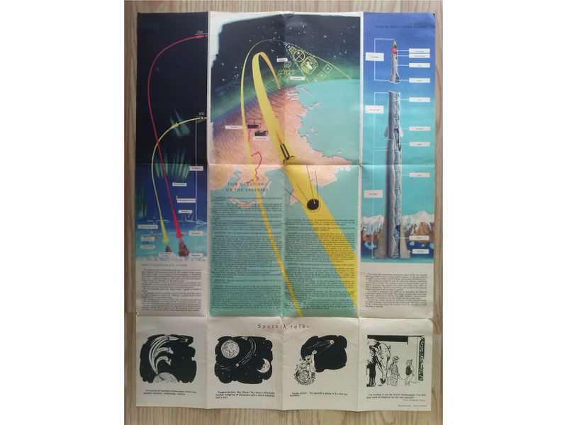 Facing the Cosmos (Suočavanje sa Kosmosom)