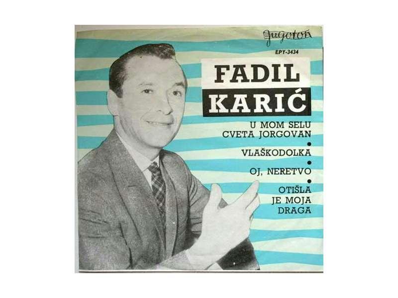 Fadil Karić - U Mom Selu Cveta Jorgovan