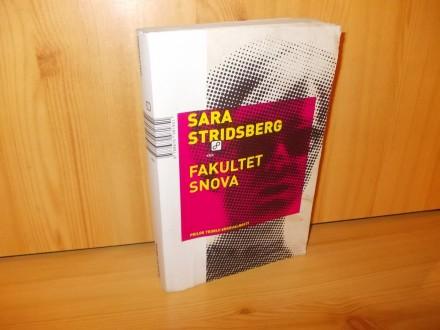 Fakultet snova prilog teoriji seksualnosti - stridsberg