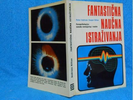 Fanatična naučna istraživanja -izmežu nemogućeg i nauke