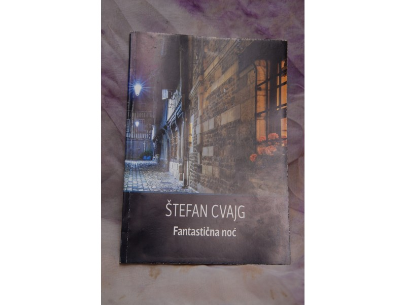 Fantasticna noc - Stefan Svajg