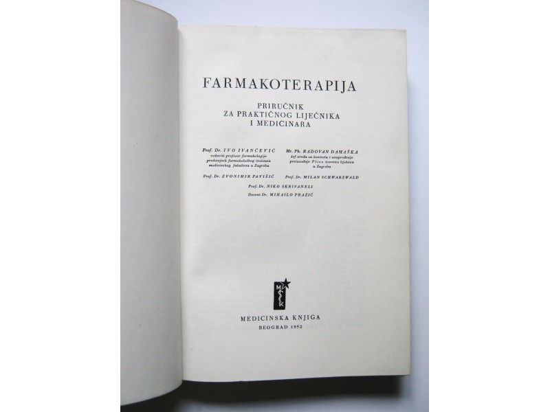 Farmakoterapija