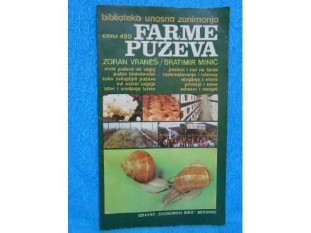 Farme puževa Zoran Vraneš,Bratimir Minić