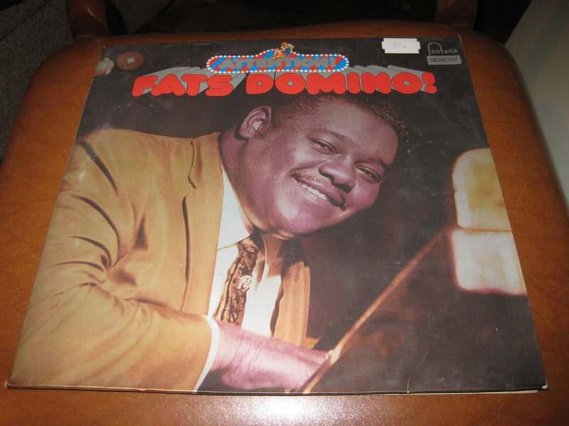 Fats Domino - Attention! Fats Domino!