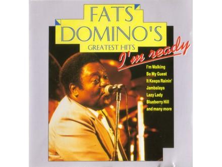 Fats Domino - Greatest Hits - I`m Ready