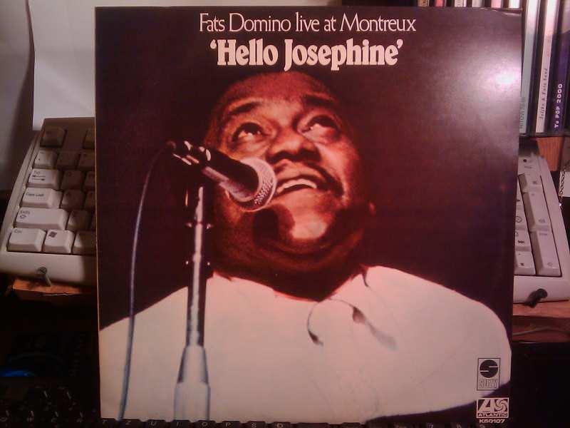 Fats Domino - `Hello Josephine` Live At Montreux