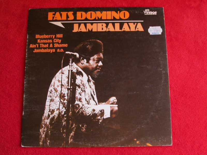 Fats Domino - Jambalay