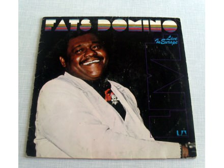 Fats Domino - Live In Europe