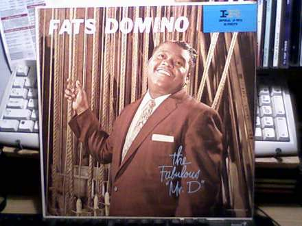 Fats Domino - The Fabulous Mr. D