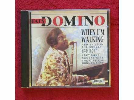 Fats Domino - When I`m Walking