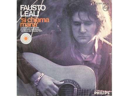 Fausto Leali - Si Chiama Maria