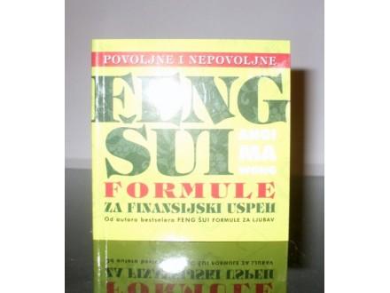 Feng Šui-Formule za finansijski uspeh, A.M.Vong, nova