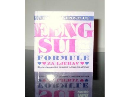 Feng Šui-Formule za ljubav, A. M. Wong, nova