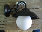 Fenjer - zidna lampa 37K crni